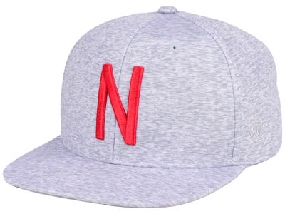 Nebraska Cornhuskers Top of the World NCAA Solar Snapback Cap