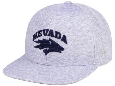 Nevada Wolf Pack Top of the World NCAA Solar Snapback Cap