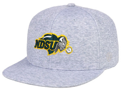 North Dakota State Bison Top of the World NCAA Solar Snapback Cap