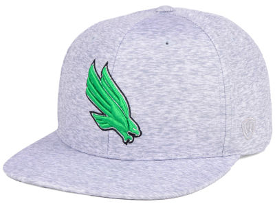 North Texas Mean Green Top of the World NCAA Solar Snapback Cap