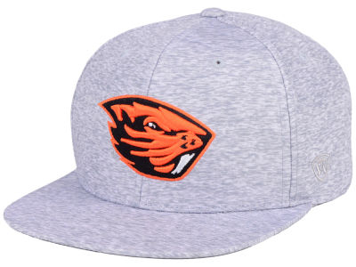 Oregon State Beavers Top of the World NCAA Solar Snapback Cap