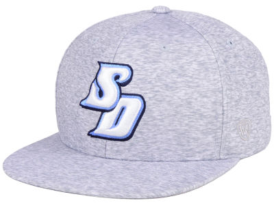 San Diego Toreros Top of the World NCAA Solar Snapback Cap