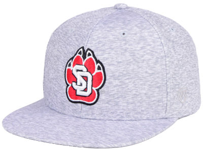 South Dakota Coyotes Top of the World NCAA Solar Snapback Cap