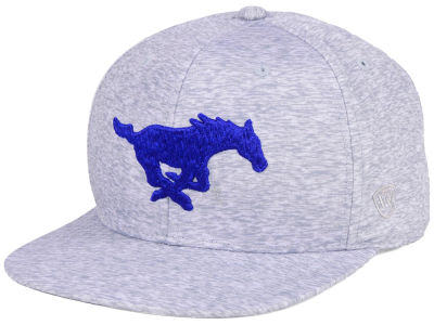 Southern Methodist Mustangs Top of the World NCAA Solar Snapback Cap
