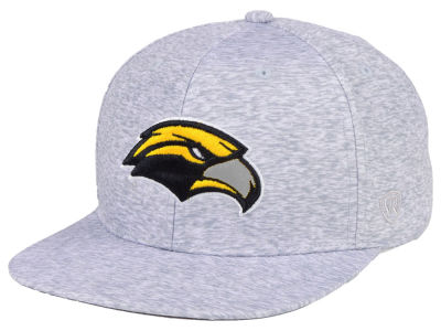 Southern Mississippi Golden Eagles Top of the World NCAA Solar Snapback Cap