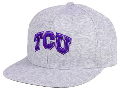 Texas Christian Horned Frogs Top of the World NCAA Solar Snapback Cap
