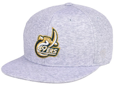 Charlotte 49ers Top of the World NCAA Solar Snapback Cap