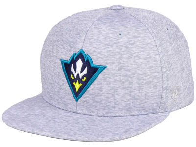 UNC Wilmington Seahawks Top of the World NCAA Solar Snapback Cap