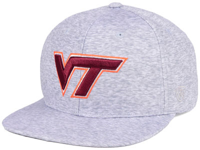 Virginia Tech Hokies Top of the World NCAA Solar Snapback Cap