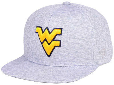 West Virginia Mountaineers Top of the World NCAA Solar Snapback Cap