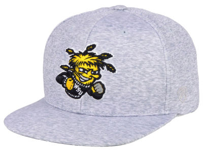 Wichita State Shockers Top of the World NCAA Solar Snapback Cap