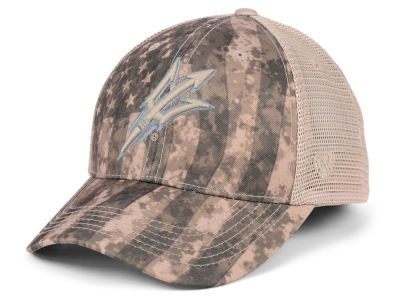 Arizona State Sun Devils Top of the World NCAA Camo Nation Cap