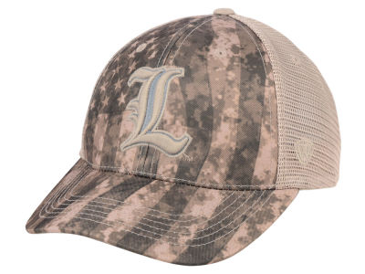 Louisville Cardinals Top of the World NCAA Camo Nation Cap