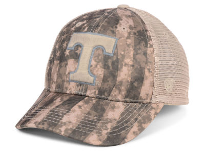 Tennessee Volunteers Top of the World NCAA Camo Nation Cap