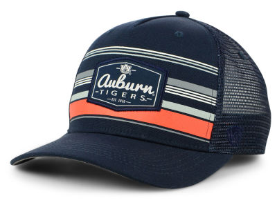 Auburn Tigers Top of the World NCAA Top Route Trucker Cap