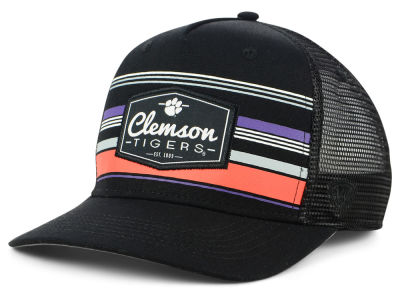 Clemson Tigers Top of the World NCAA Top Route Trucker Cap