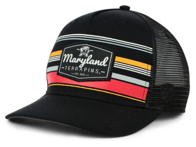 Maryland Terrapins Top of the World NCAA Top Route Trucker Cap