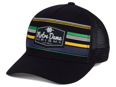 Notre Dame Fighting Irish Top of the World NCAA Top Route Trucker Cap