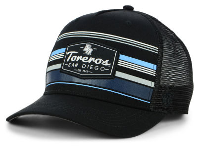 University of San Diego Toreros Top of the World NCAA Top Route Trucker Cap