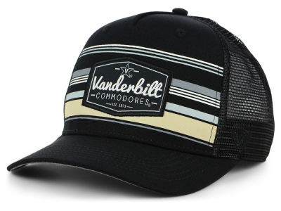 Vanderbilt Commodores Top of the World NCAA Top Route Trucker Cap