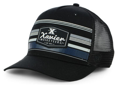 Xavier Musketeers Top of the World NCAA Top Route Trucker Cap