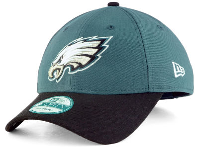 Philadelphia Eagles New Era NFL Super Bowl LII The League Patch 9FORTY Cap