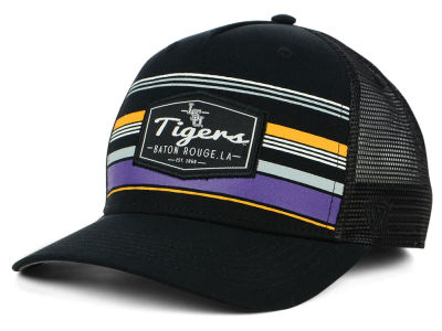 LSU Tigers Top of the World NCAA Top Route Trucker Cap