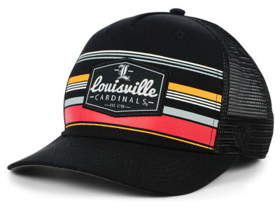 Louisville Cardinals Top of the World NCAA Top Route Trucker Cap