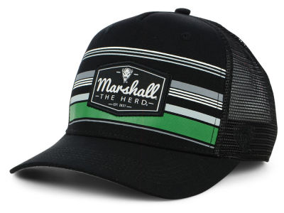 Marshall Thundering Herd Top of the World NCAA Top Route Trucker Cap