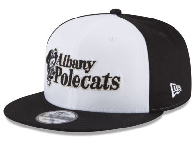 Albany Polecats New Era MiLB Hometown 9FIFTY Snapback Cap