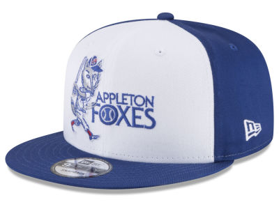 Appleton Foxes New Era MiLB Hometown 9FIFTY Snapback Cap