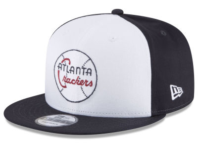 Atlanta Crackers New Era MiLB Hometown 9FIFTY Snapback Cap