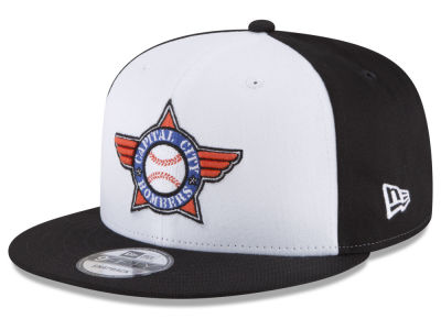 Capital City Bombers New Era MiLB Hometown 9FIFTY Snapback Cap