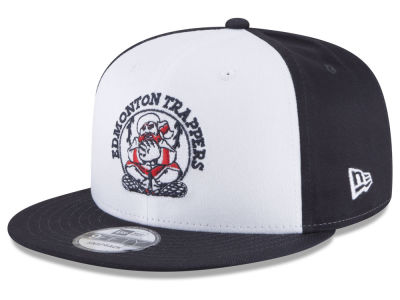 Edmonton Trappers New Era MiLB Hometown 9FIFTY Snapback Cap