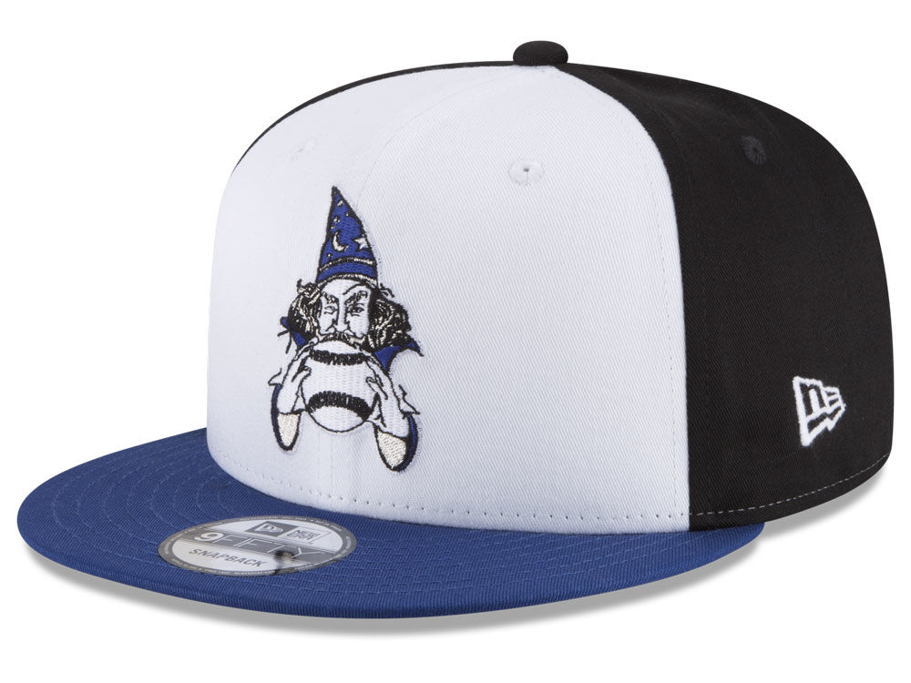 7d2c1d13825 Fort Wayne Wizards New Era MiLB Hometown 9FIFTY Snapback Cap