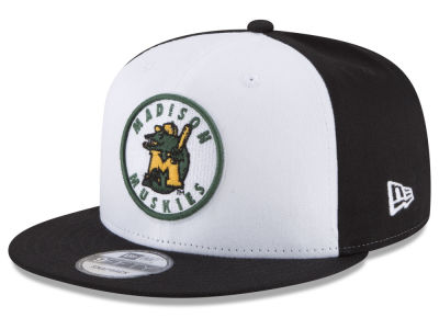 Madison Muskies New Era MiLB Hometown 9FIFTY Snapback Cap