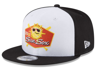 Miami Sun Sox New Era MiLB Hometown 9FIFTY Snapback Cap