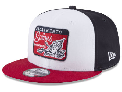 Sacramento Solons New Era MiLB Hometown 9FIFTY Snapback Cap