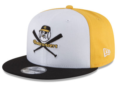 Salem Buccaneers New Era MiLB Hometown 9FIFTY Snapback Cap