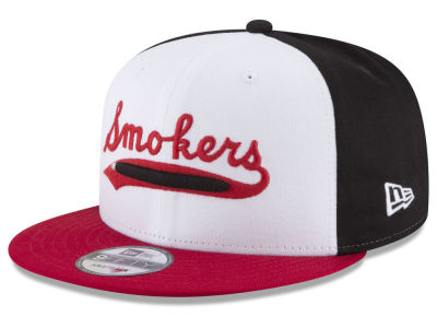Tampa Smokers New Era MiLB Hometown 9FIFTY Snapback Cap