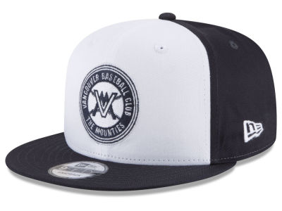 Vancouver Mounties New Era MiLB Hometown 9FIFTY Snapback Cap