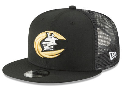 Charlotte Knights New Era MiLB Trucker 9FIFTY Snapback Cap
