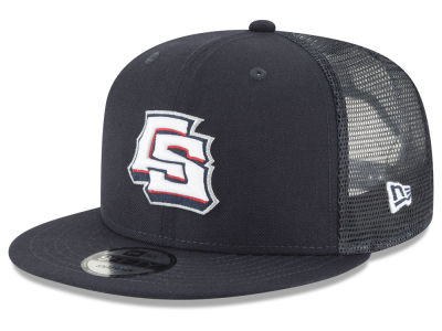 Colorado Springs Sky Sox New Era MiLB Trucker 9FIFTY Snapback Cap
