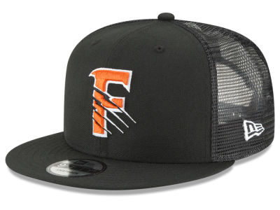 Fresno Grizzlies New Era MiLB Trucker 9FIFTY Snapback Cap