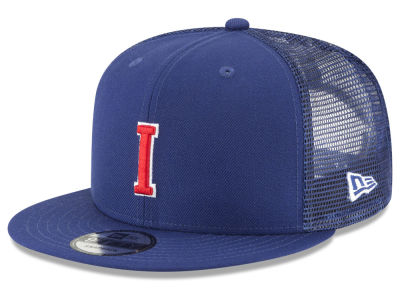 Iowa Cubs New Era MiLB Trucker 9FIFTY Snapback Cap
