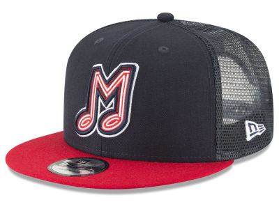 Memphis Redbirds New Era MiLB Trucker 9FIFTY Snapback Cap
