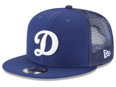 Oklahoma City Dodgers New Era MiLB Trucker 9FIFTY Snapback Cap
