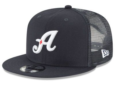 Reno Aces New Era MiLB Trucker 9FIFTY Snapback Cap