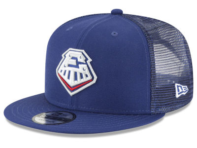 Round Rock Express New Era MiLB Trucker 9FIFTY Snapback Cap