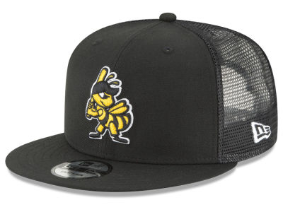 Salt Lake Bees New Era MiLB Trucker 9FIFTY Snapback Cap